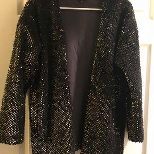 Sequence coat/cardigan